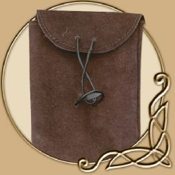 LARP Thin Leather bag